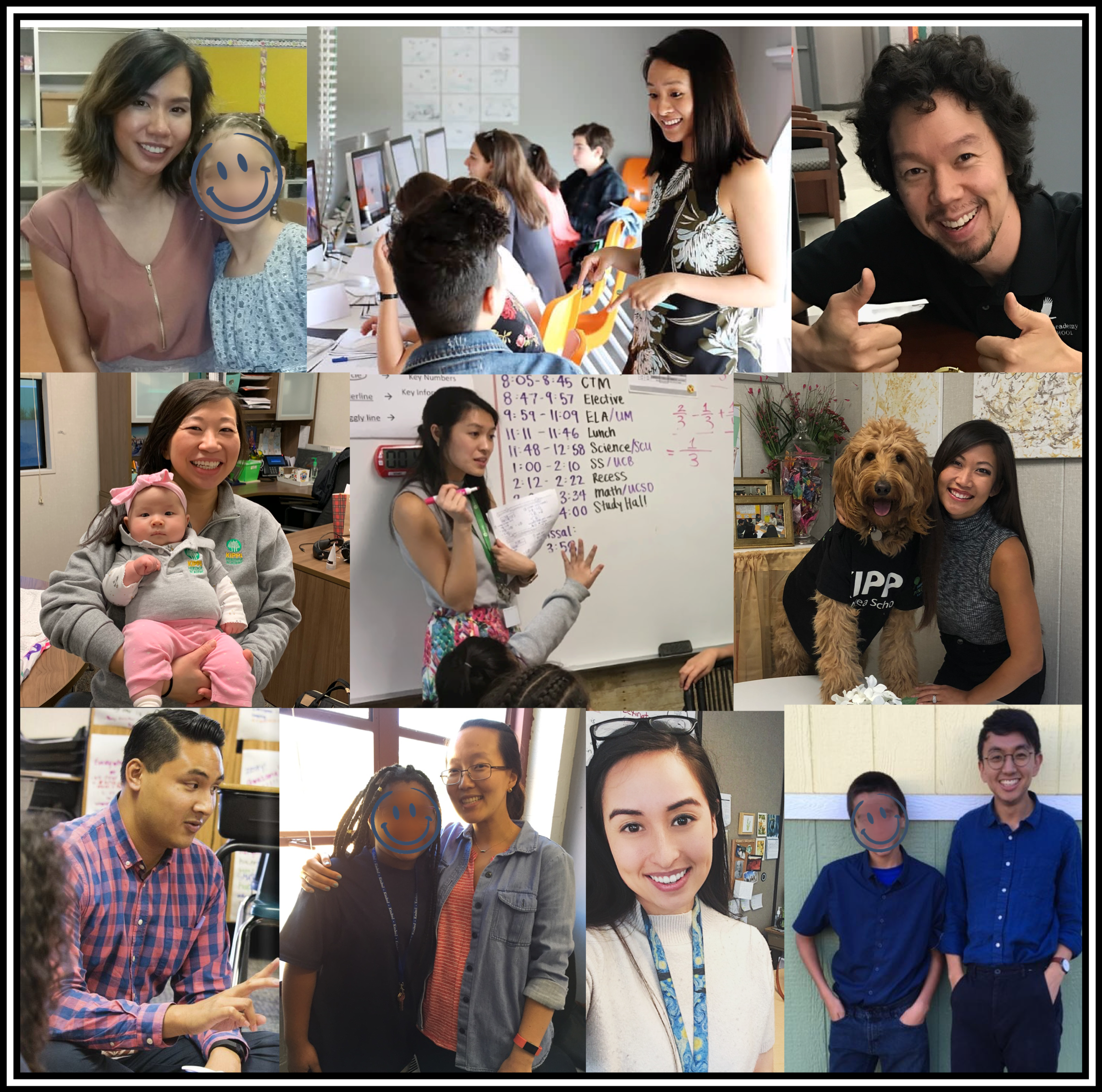 """Are You Chinese?"" My Journey as an Asian American Educator"