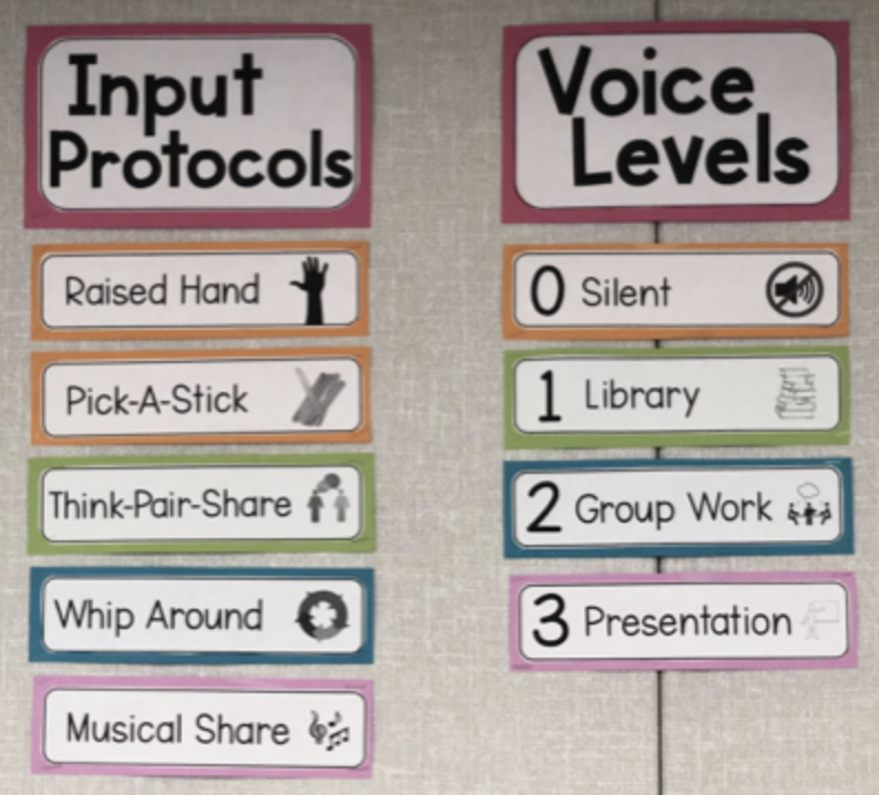 How to Establish Strong Routines to Increase Student Voice
